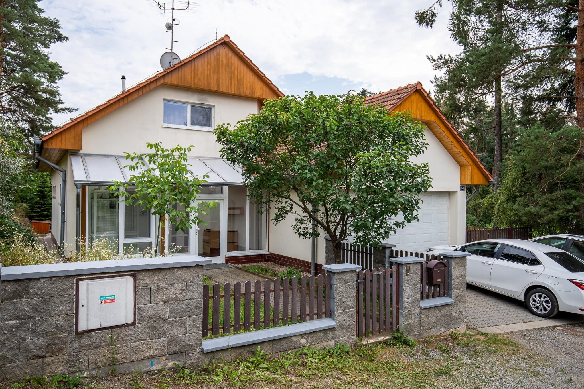 Rodinný dům Střelice