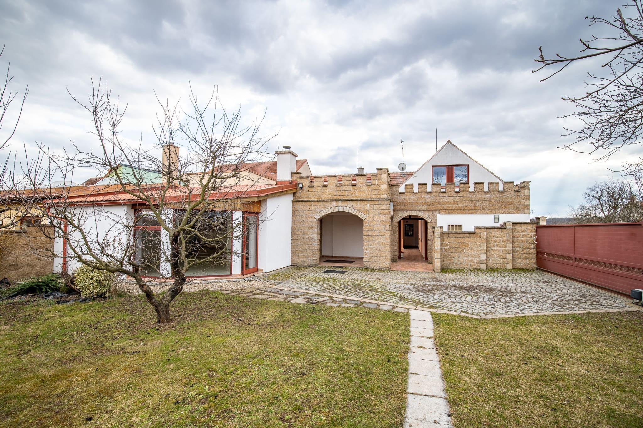 Rodinný dům Prštice