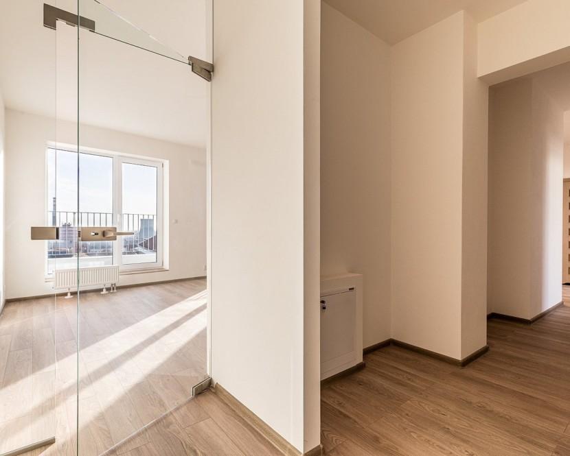 Nový byt vcentru města súchvatnými výhledy na krásy Brna