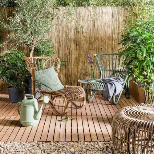 Bylinková zahrada - Domy pod Hruškou