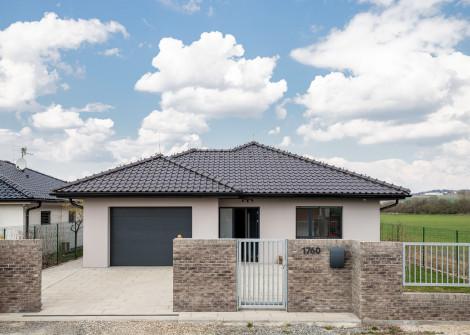 Moderní bungalov 4+kk, Uherské Hradiště